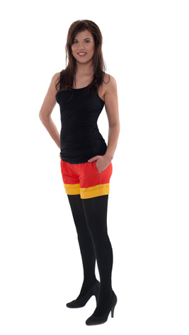 Deutschland Hot Pants